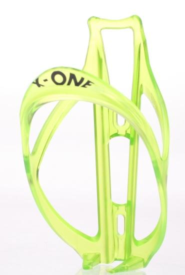 Roto X One Frost Kunststof Bidonhouder 35 Gram Groen