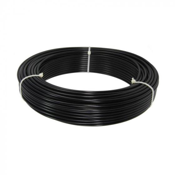 Saccon rembuitenkabel 150 meter x 5 mm teflon zwart