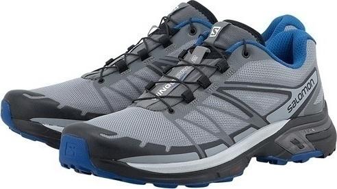 Salomon Chaussures De Course Hommes Ailes Gris Pro2 M Mt 40 GuOQg