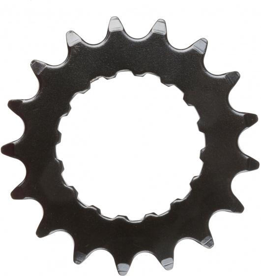 Samox kettingwiel Bosch Gen 2 17T 1/2 x 3/32 inch staal zwart