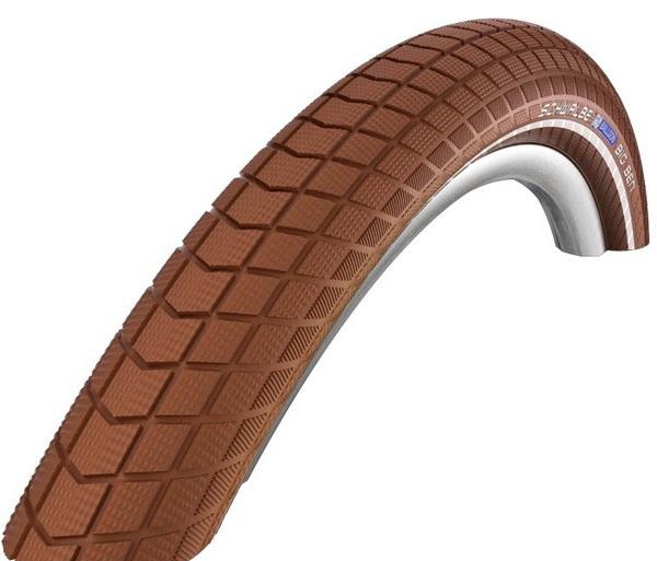Schwalbe buitenband Big Ben 26 x 2.15(55 559) bruin