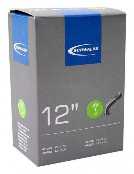 Binnenband 121-2X21-4-175 Schwalbe Auto Ventiel Schuin Av1