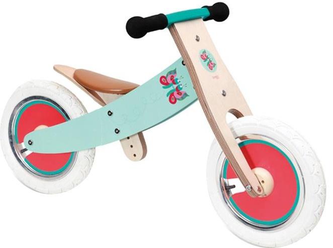 Scratch Balance Bike 12 Inch Meisjes Turquoise online kopen