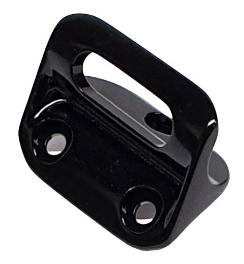 Shimano adapter Voorderailleur FD WG40 A6061 T6 staal zwart