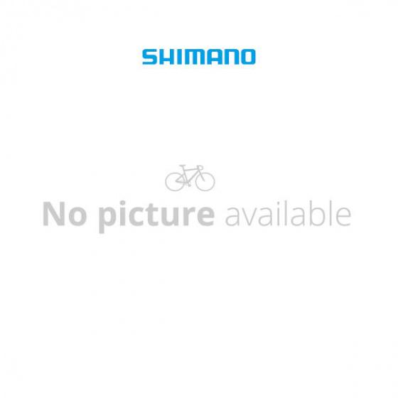 Shimano as voor achterderailleur XTR M9100 zwart