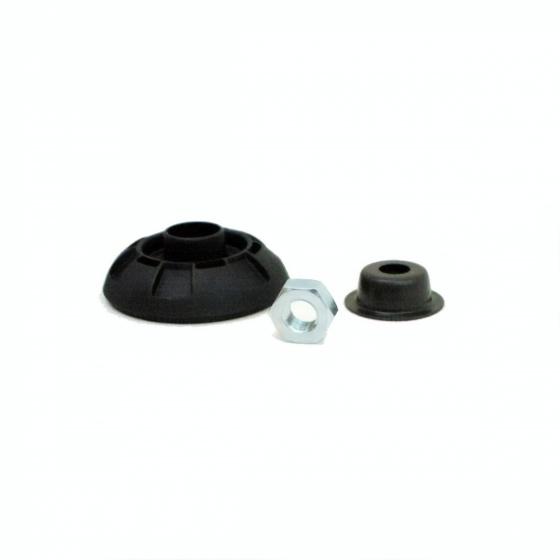 Shimano componentenset Nexus SG 7R42 achternaaf 7V zwart/zilver