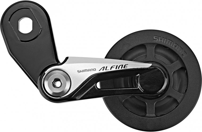 Shimano kettingspanner Alfine kort enkel zilver/zwart Sport>Fietsen>Fiets Onderdelen & Accessoires aanschaffen doe je het voordeligst hier