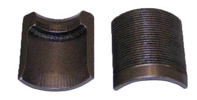 Shimano Remschoenen 30 mm RN CBE 110 Y28698060 2 stuks zilver