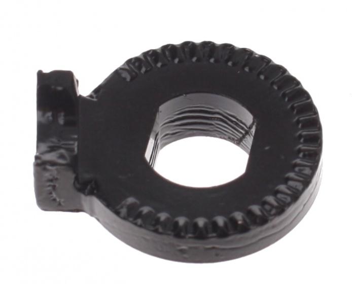 Shimano ring asborgplaat Nexus zwart