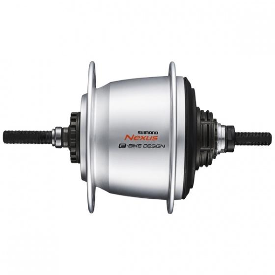 Shimano versnellingsnaaf Nexus SG C7000 5V 16G 187-36 zilver