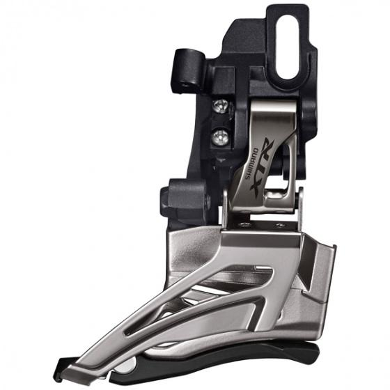 Shimano voorderailleur XTR FD M9025 D 2x11S alu direct mount