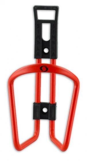 Simpla universele bidonhouder Alustar 15 x 7,7 cm rood