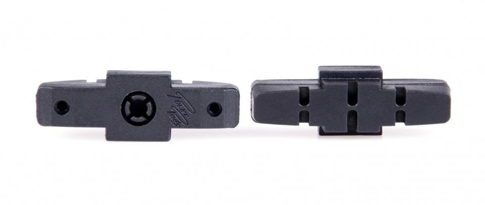 Simson velgremblokken Magura HS33/HS11 hydraulisch zwart 25 sets