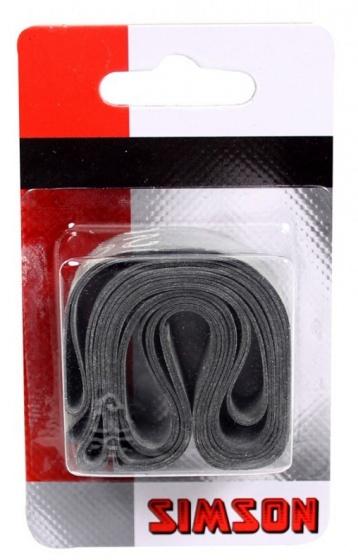 Simson velglint 24-28 rubber 16mm