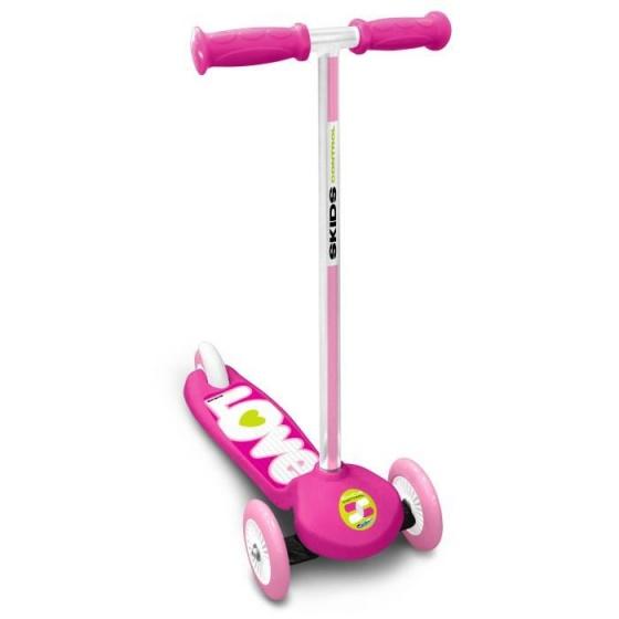 Skids Control Kinderstep Meisjes Voetrem Roze online kopen