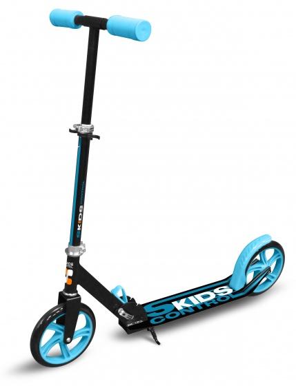 Skids Control Vouwstep 200mm Junior Voetrem Zwart/blauw online kopen
