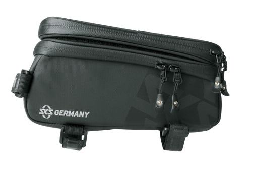SKS frametas Explorer Smart polyester 1,3 liter zwart