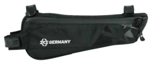 SKS frametas Racer Edge polyester 600 ml zwart