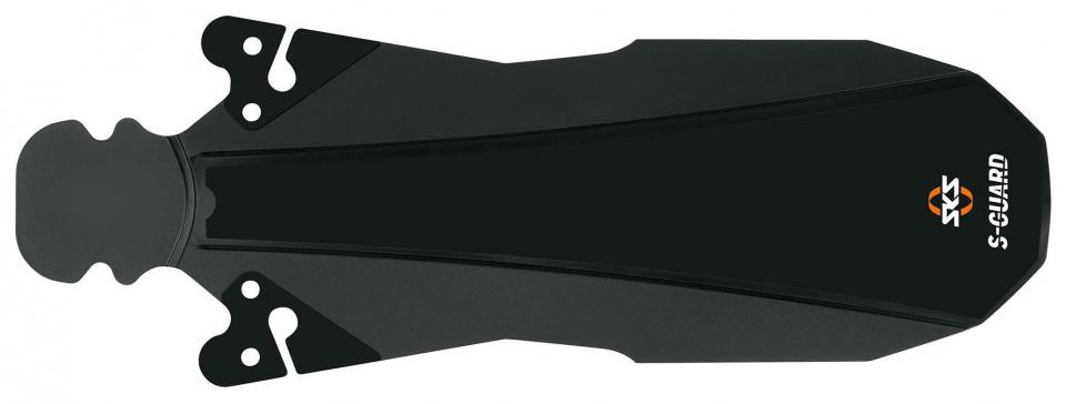 SKS achterspatbord S Guard MTB/race 20 29 inch 29 cm zwart