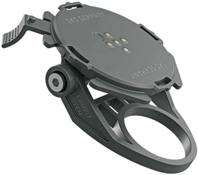 SKS telefoonhouder Compit Stem balhoofd 1 1-8 inch zwart