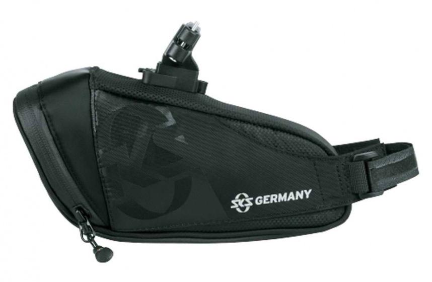 SKS zadeltas Racer Click polyester 800 ml zwart