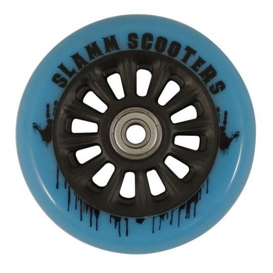 Slamm Wiel SL509 Nylon Core 100 mm Blauw