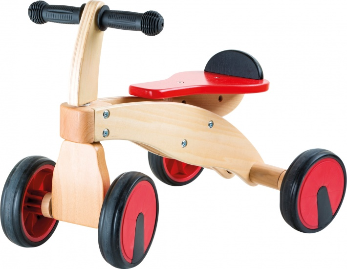 Small Foot loopfiets Junior Rood