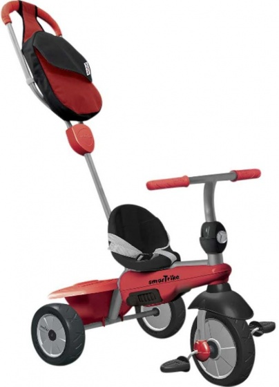 Smart-Trike Breeze Driewieler Rood