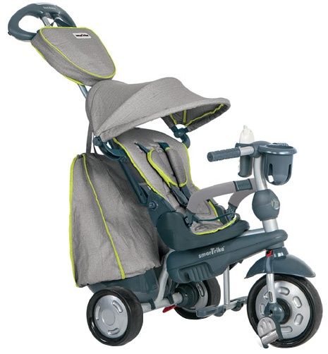 smarTrike Explorer Junior Grijs