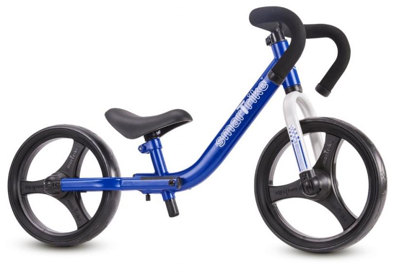 smarTrike Folding Balance Bike Junior Blauw