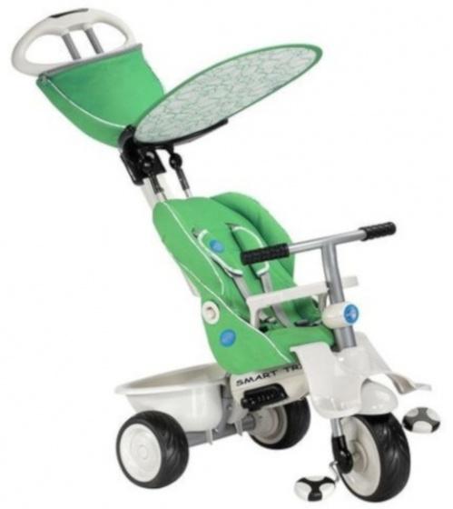 smarTrike Recliner S Junior Groen