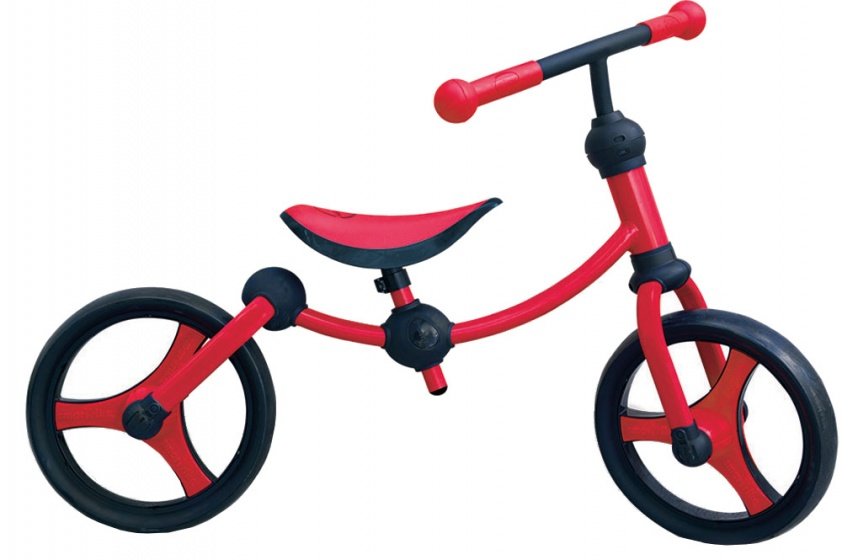 smarTrike Running 10 Inch Junior Rood