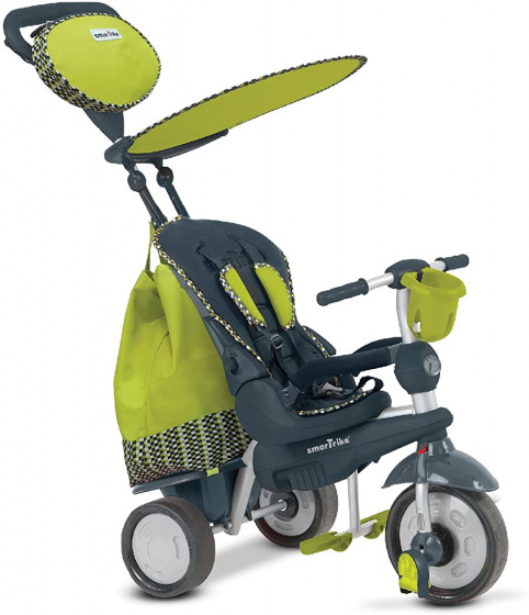 Smart-Trike Splash Driewieler Groen