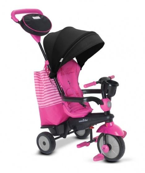 Smartrike Swing Dlx 4-in-1 Driewieler Meisjes Roze online kopen