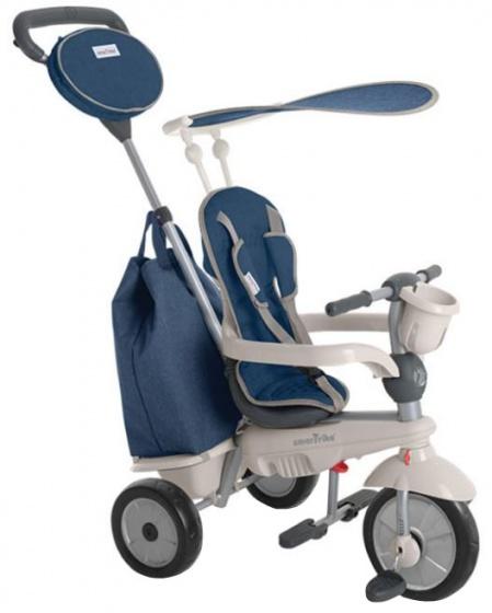 Smartrike Voyage Junior Blauw online kopen
