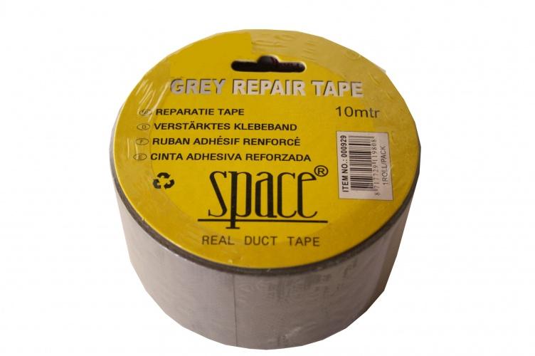 Space Reparatie Tape Space Grijs 10 Meter Sport>Fietsen>Fiets Onderdelen & Accessoires aanschaffen doe je het voordeligst hier