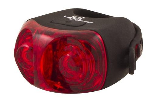 Spanninga Achterlicht Jet LED USB Oplaadbaar Incl. Kabel