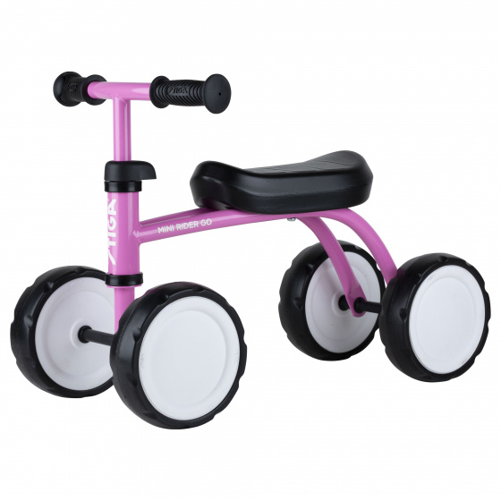 Stiga loopfiets Mini Rider Go 8 Inch Junior Roze