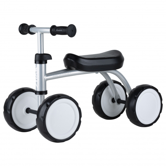 Stiga loopfiets Mini Rider Go 8 Inch Junior Zilver