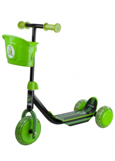 Stiga Mini Kid Step Junior Groen/Zwart