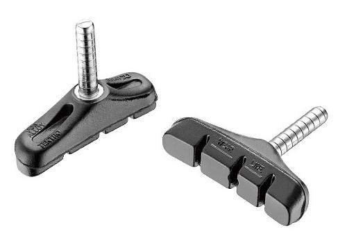 Remblok tektro cantilever 861.11 60mm met stift