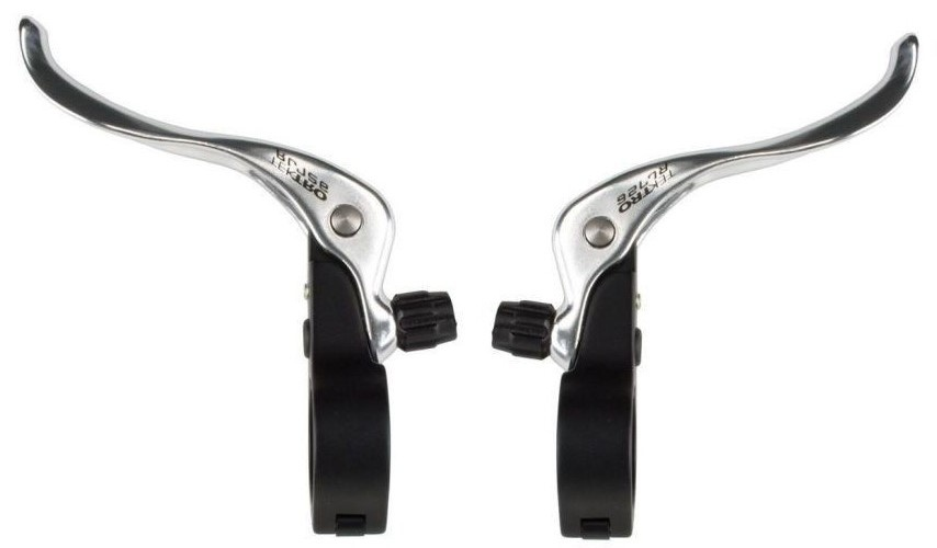 Tektro Remgreepset Cyclocross RL726 Zwart Zilver