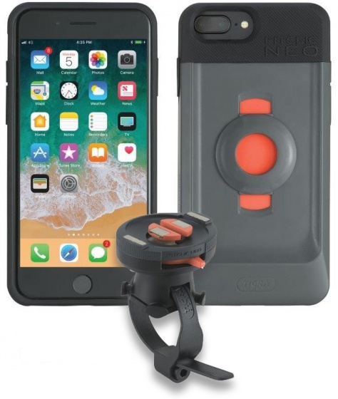 Tigra Sport FitClic Neo Bike Kit for iPhone 6 Plus-6s Plus-7 P Telefoonhoezen