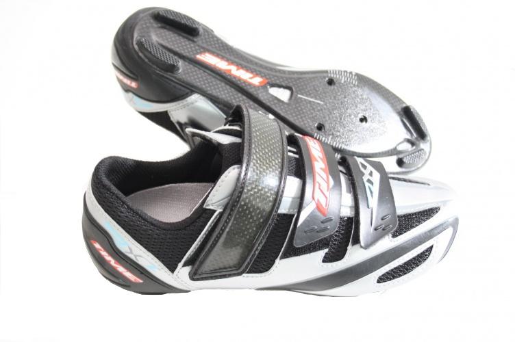 Time RXL Carbon Race Schoenen Dames Zilver Zwart Maat 39 S