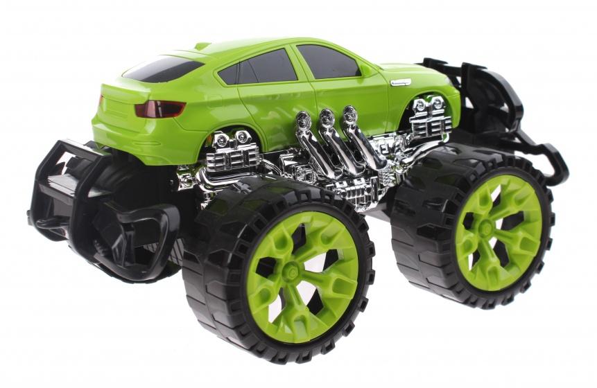 Green Monster Truck Toy : Toi toys monstertruck off road cm green giga bikes
