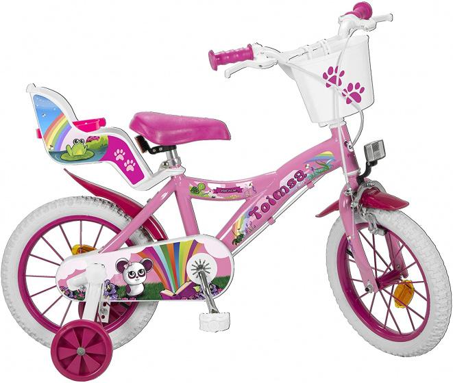 Toimsa Fantasy 14 Inch 23,5 Cm Meisjes Knijprem Roze online kopen