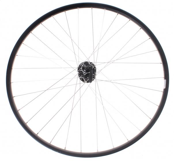 TOM achterwiel ZAC19 28 inch freewheel FH M475 32G zwart
