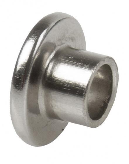 TOM Adapter Quick Release voor snelspanner zilver 6,3 mm
