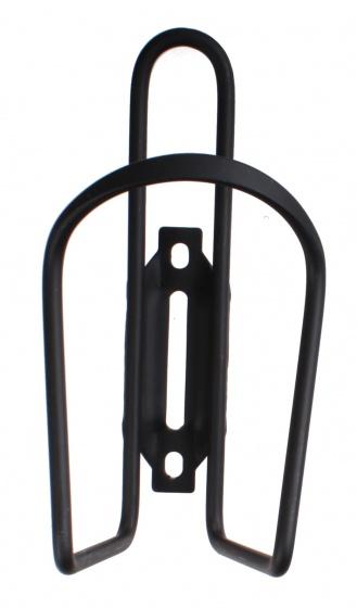 TOM bidonhouder AL13A aluminium 150 mm zwart