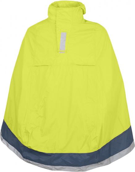 Tucano Urbano regenponcho Garibaldina Plus polyester geel maat XS/M